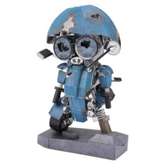 MMZ-MODEL-MU-3D-Metal-Puzzle-Sqweeks-The-Last-Knight-YM-N015-BS-Model-DIY-3D
