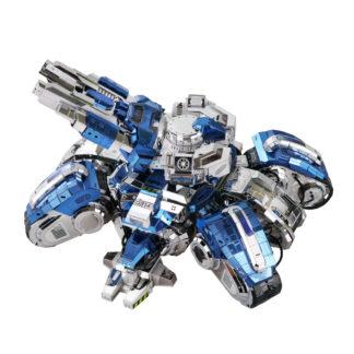 MU-3D-Metal-Puzzle-Model-Star-Craft-2-Siege-Tank-DIY-3D-Laser-Cut