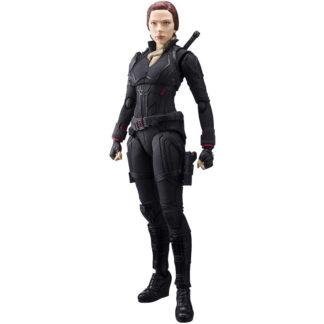 Avengers Black Widow 3D model Action Figure