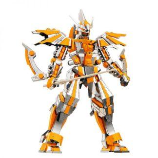 Piececool Crescent Blade Armor P097-SY Diy 3D Metal Model Kits Nano Puzzle Laser Cut Assemble Jigsaw Toys (1)