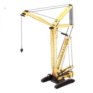 Piececool Crawler Crane P081-GK Diy 3D Metal Model Kits Nano Puzzle Laser Cut Assemble Jigsaw Toys (1)