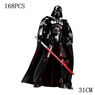 Disney Star War Darth Vader Building Block Figure Dolls Brick Toy For Children