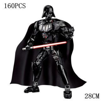 Disney Star War Darth Vader II Building Block Figure Dolls Brick Toy For Children