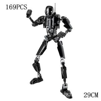 Disney Star War Imperial Death Troop Building Block Figure Dolls Brick Toy For Children (2)
