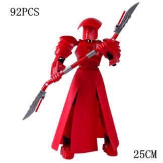 Disney Star War Praetorian Guard Building Block Figure Dolls Brick Toy For Children