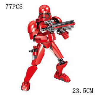 Disney Star War Sith Trooper Building Block Figure Dolls Brick Toy For Children